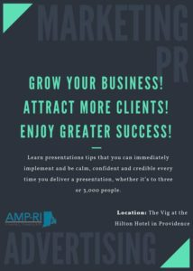 Grow Your Business! Attract More Clients! Enjoy Greater Success! @ The Vig  | Providence | Rhode Island | United States